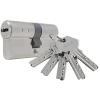 ELZETT X-11 fúrt kulcsos biztonsagi zárbetét 45/45
